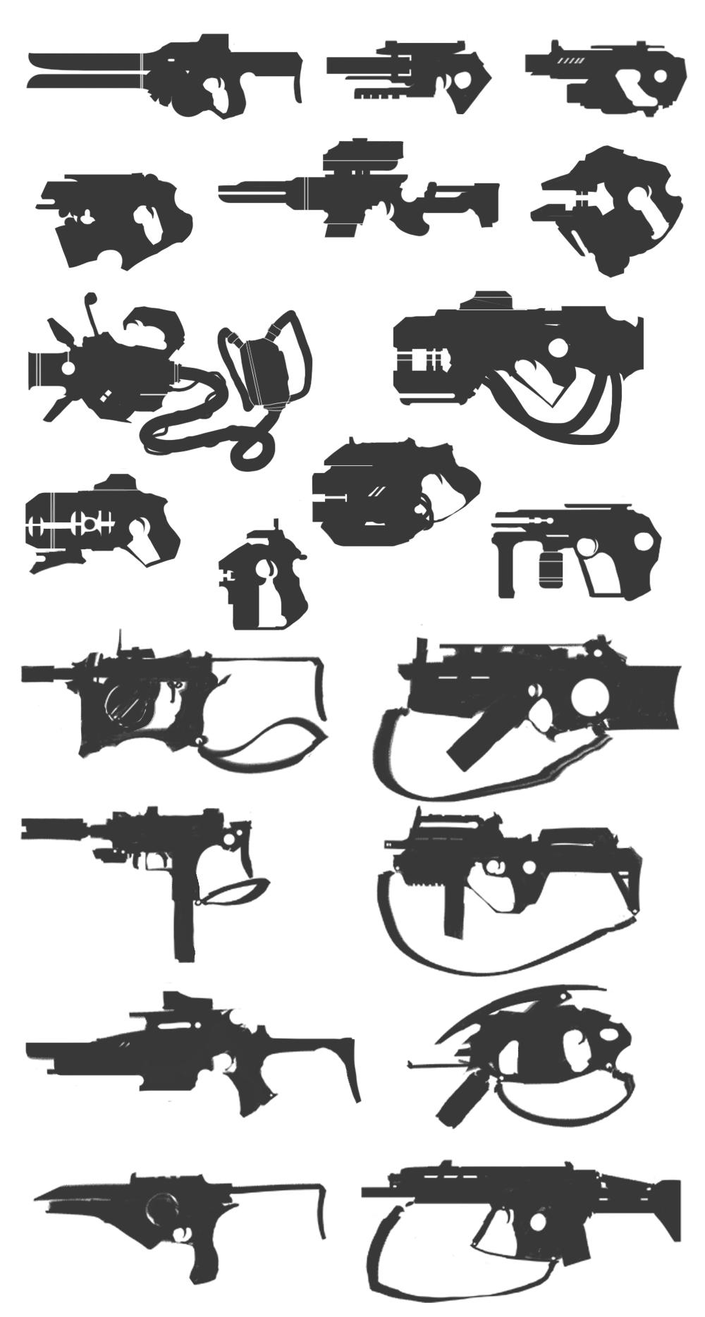 Guns_Silhouettes